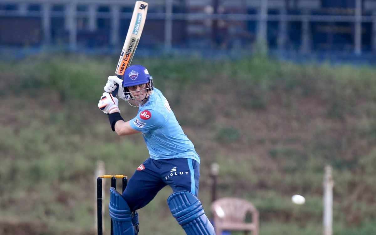 Cricket Image for VIDEO : 'हमारा आखिरी मकसद आईपीएल जीतना है', नई फ्रेंचाईजी से जुड़ने के बाद स्टीव स