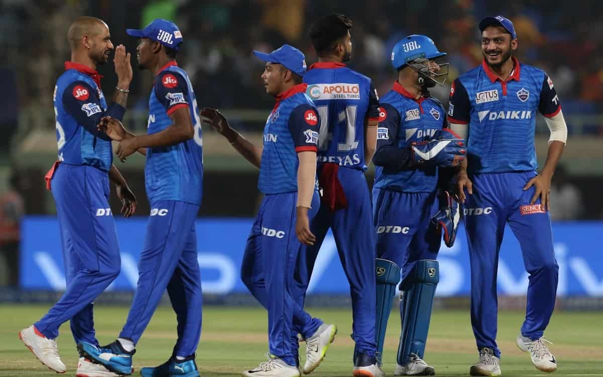 Delhi Capitals suffered a big Loss before IPL 2021 all-rounder Axar Patel Corona positive