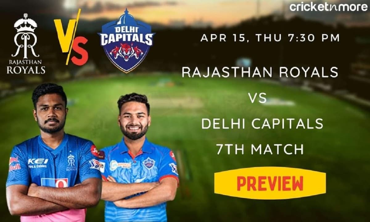 Cricket Image for IPL 2021, Preview: Delhi Capitals Take On Weakened Rajasthan Royals