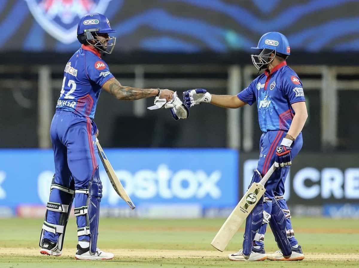 Cricket Image for IPL 2021: Dhawan, Shaw Power Delhi Capitals To 7 Wicket Win Over Chennai Super Kin