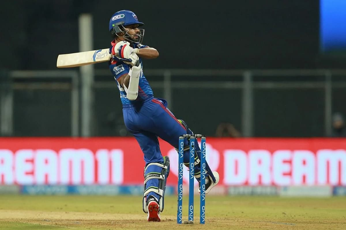Cricket Image for IPL 2021: Dhawan Smashes 92 As Delhi Capitals Beat Punjab Kings By 6 Wickets