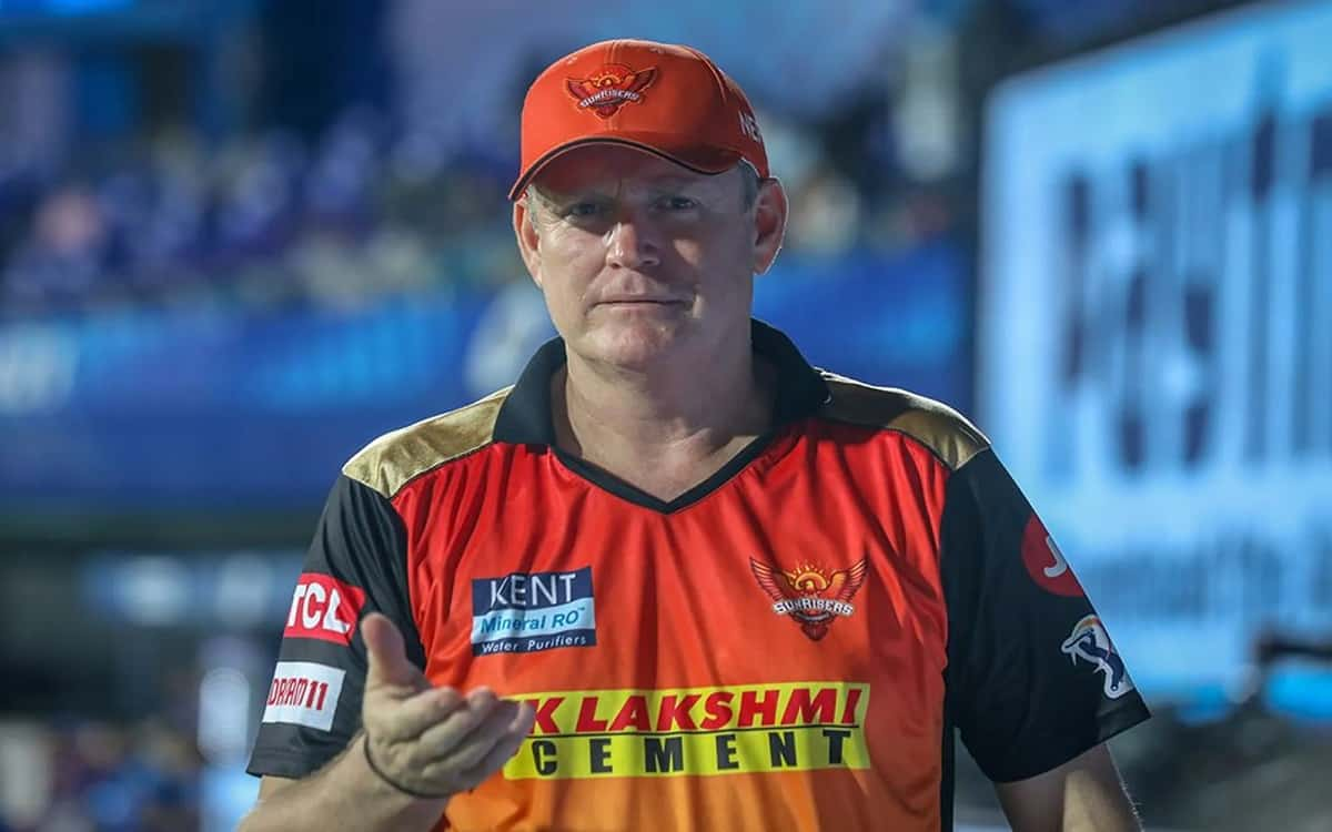 Cricket Image for IPL 2021: 'T Natarajan rested, not dropped' SRH Director Tom Moody Clarify