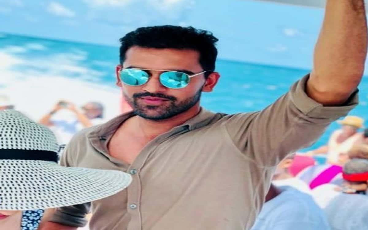 Cricket Image for IPL 2021, Dwayne Bravo, Karn Sharma Most Fashionable Players In CSK: Deepak Chahar