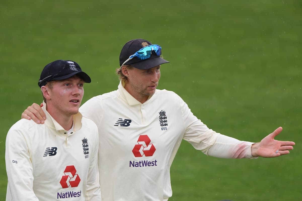 Cricket Image for England Spinner Dom Bess Spoke To Joe Root About His Treatment In India