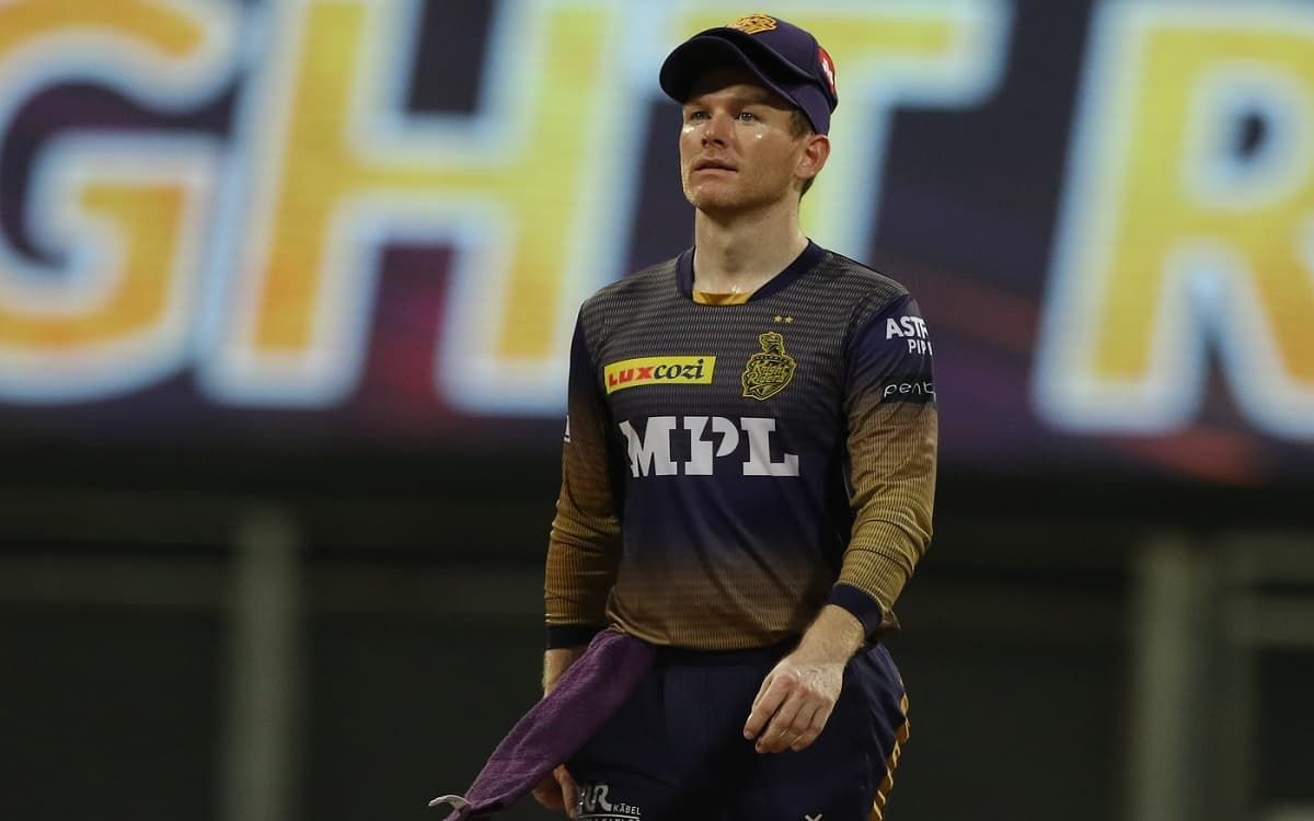 Cricket Image for Eoin Morgans Statement Kkr Spinners Have Special Technique Of Control Length Other