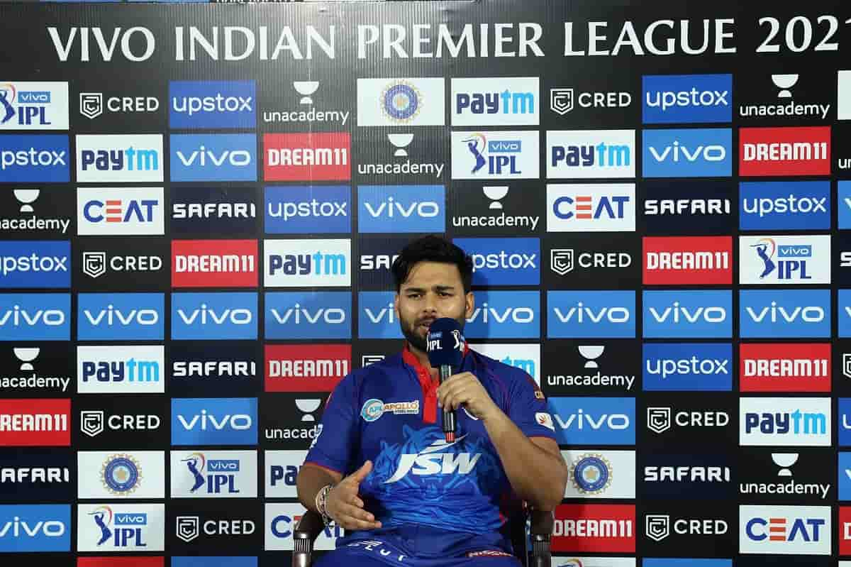 Cricket Image for IPL 2021: Pant Reveals Why Stoinis Bowled The Last Over Against RCB