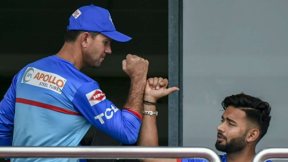 Cricket Image for Extra Responsibility Of A Captain Will Motivate Pant: Ponting