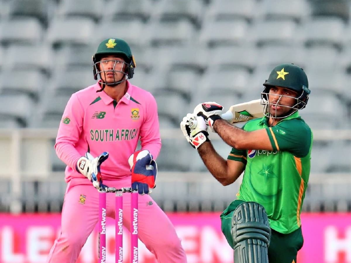 Cricket Image for Fakhar Zaman Rises In ICC ODI Rankings After His 193 Against South Africa