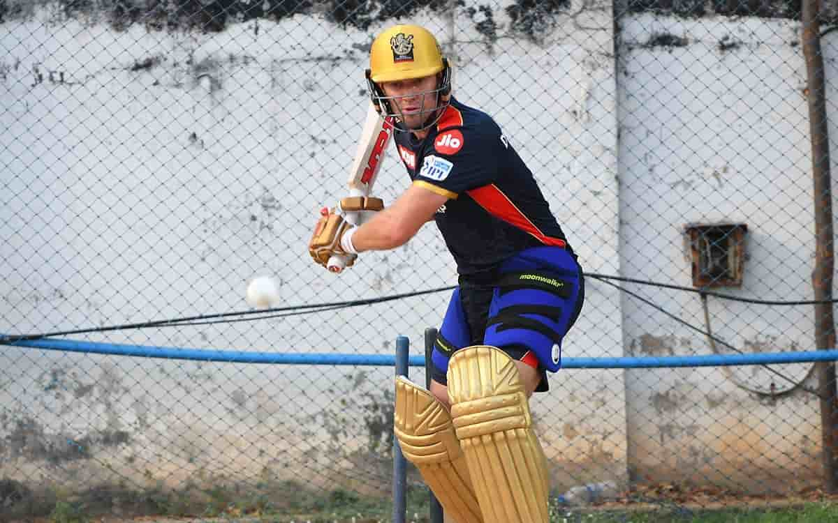 Cricket Image for IPL 2021: Family In Tow, AB De Villiers Gears Up For Indian Premier League