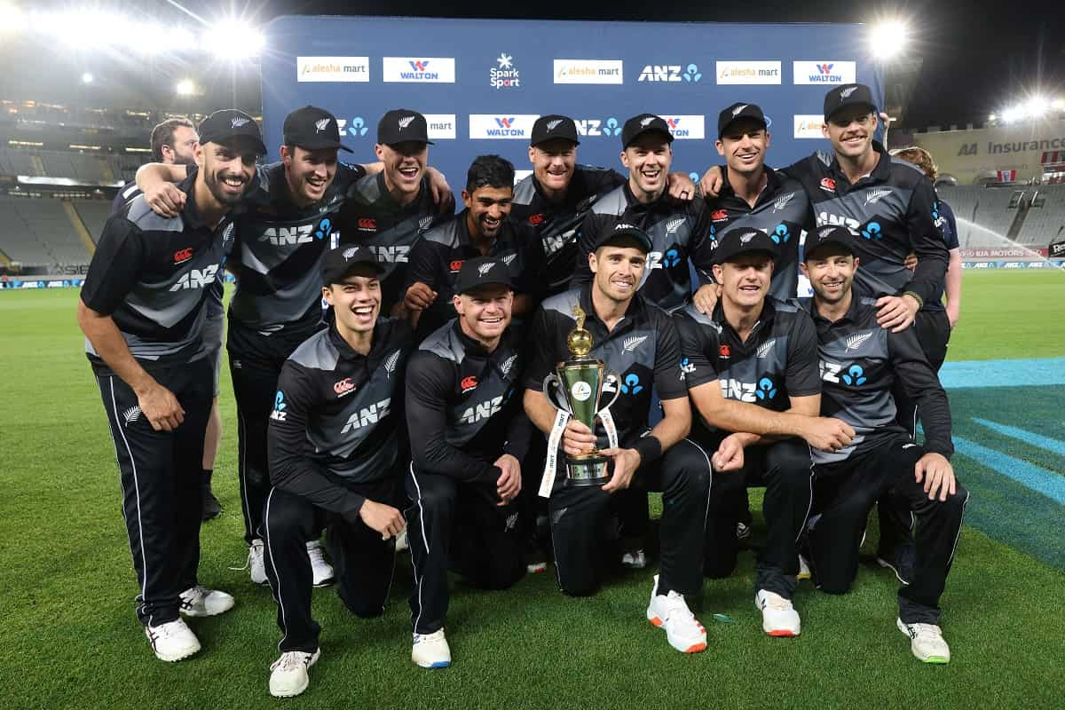 Cricket Image for Finn Allen, Astle Star As New Zealand Crush Bangladesh In 3rd T20I, Sweep Series 3