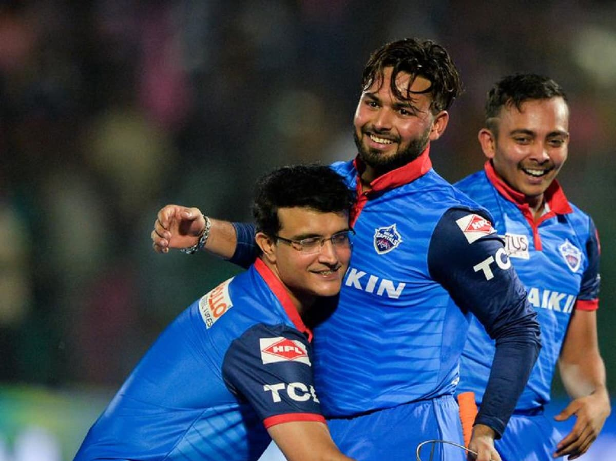 Cricket Image for Fit Again Ganguly 'Obsessed' With Rishabh Pant