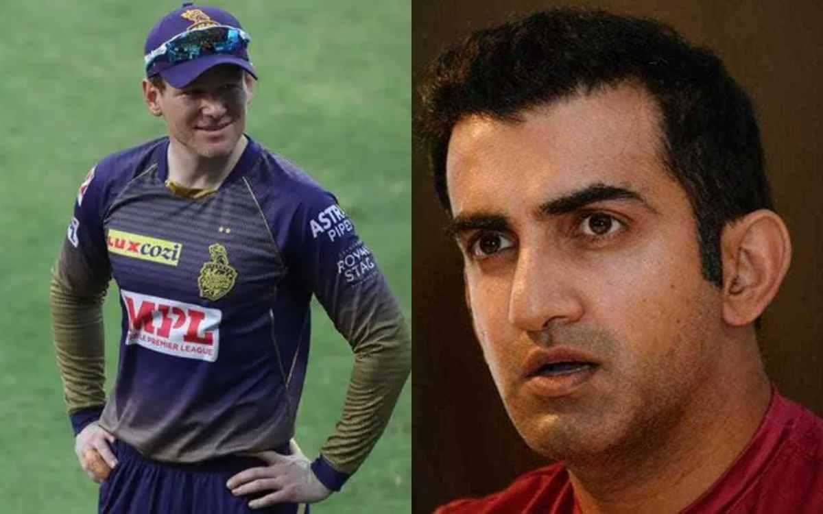 Cricket Image for गौतम गंभीर ने लगाई केकेआर के बल्लेबाज़ों को फटकार, कहा- 'हार के लिए सिर्फ टॉप ऑर्ड