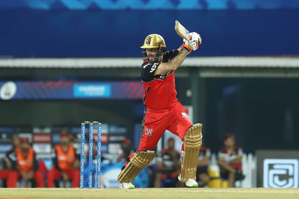 Cricket Image for Glenn Maxwell Reveals Insights Of How RCB Ended Up Picking Him In IPL Auction