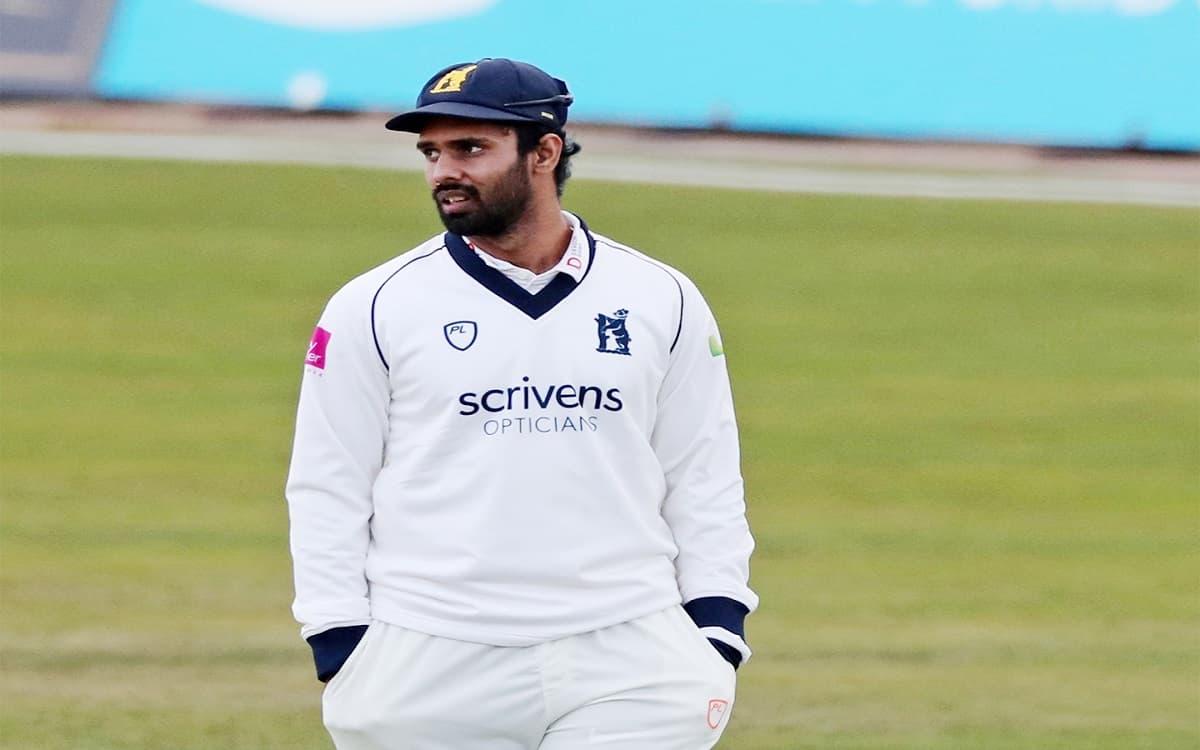 Cricket Image for Hanuma Vihari Dismissed For 23-Ball Duck On County Debut