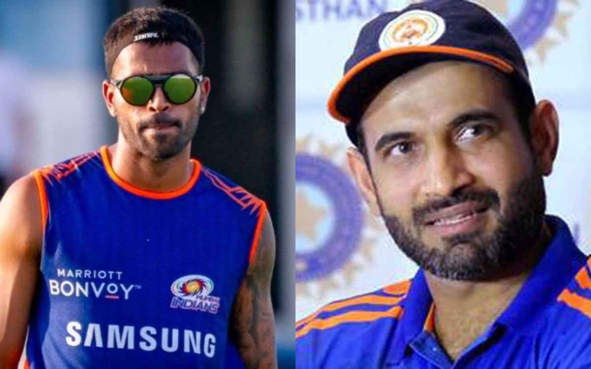 Cricket Image for इरफान पठान ने लगाई हार्दिक पांड्या को लताड़, कहा- 'आगे चलकर मुंबई को काफी नुकसान ह