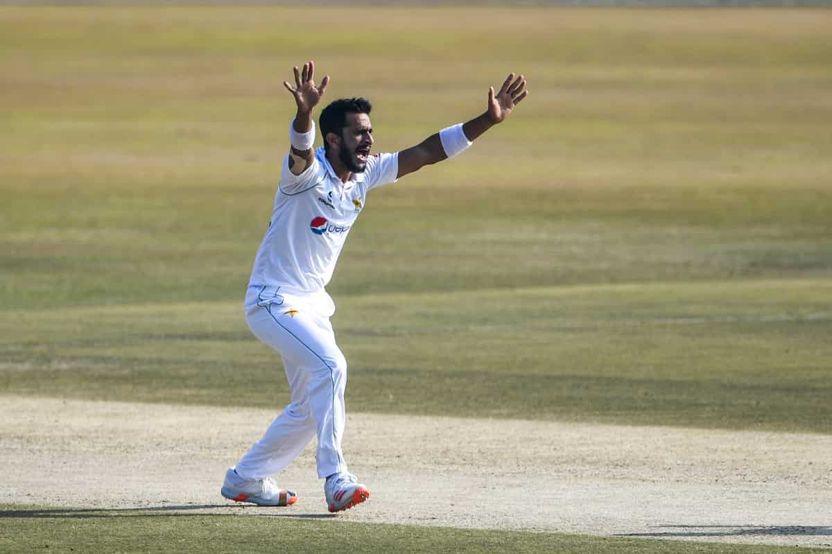 Cricket Image for 1st Test: Hasan Ali Takes Two As Zimbabwe Struggles At 59/4 At Lunch