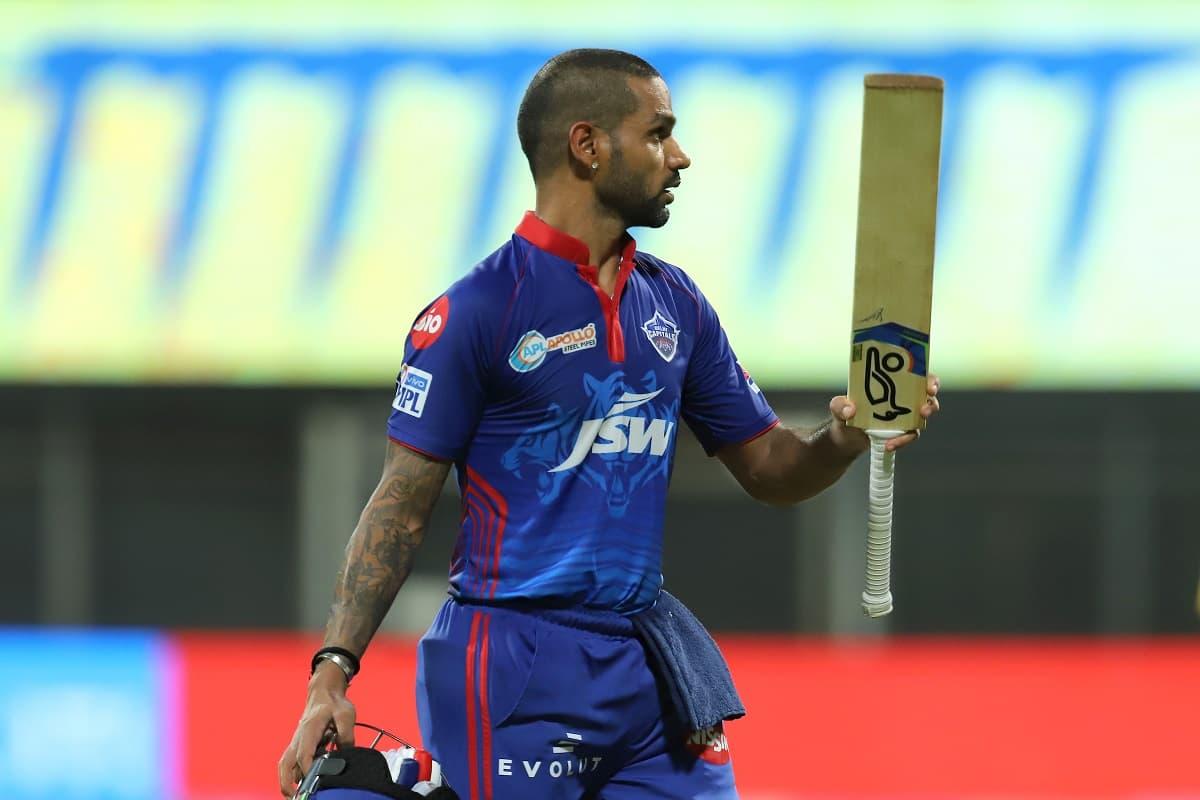 I Really Enjoyed My Batting: Shikhar Dhawan, Man of The Match