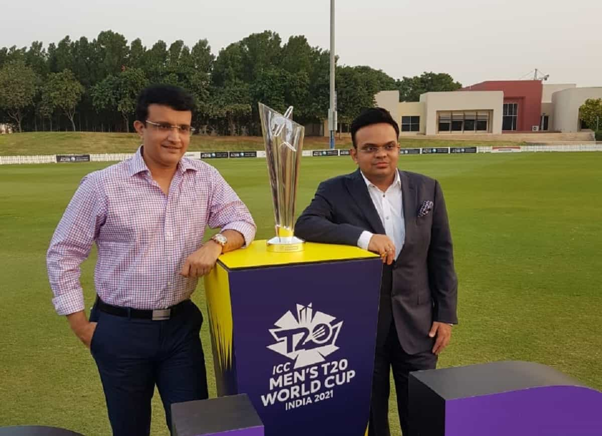Cricket Image for T20 World Cup Will Be Held In UAE In The Worst-Case Scenario: BCCI