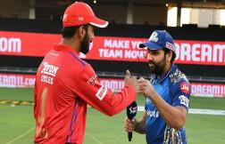 IPL 2021 17th Match: Punjab Kings Opt To Bowl First Against Mumbai Indians