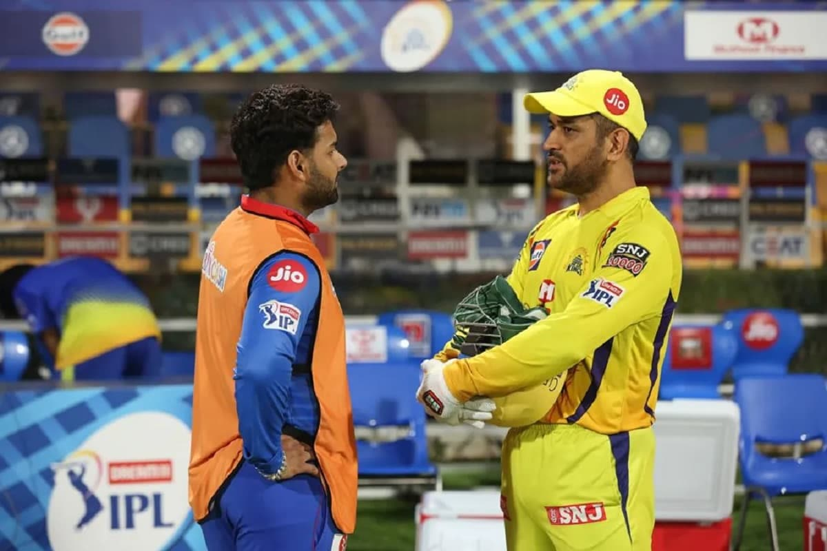 Cricket Image for IPL 2021, 2nd Match CSK vs DC Probable Playing XI: The Battle Of Two Wicket-Keeper
