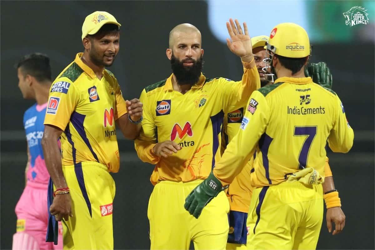 IPL 2021: Chennai Super Kings Defeat Rajasthan Royals By 45 Runs