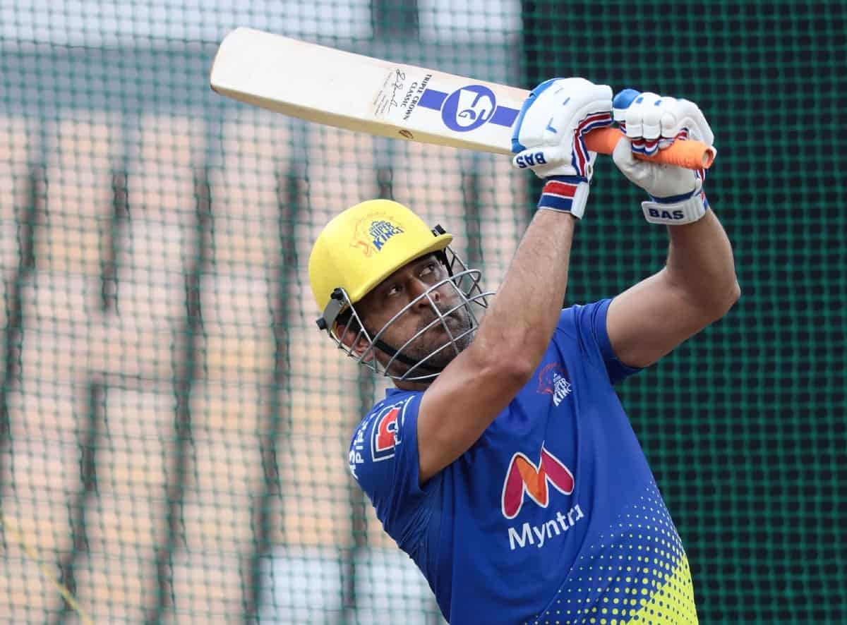 Cricket Image for IPL 2021, CSK vs RR, 12th Match Probable Playing XI: Where Should Dhoni Bat?