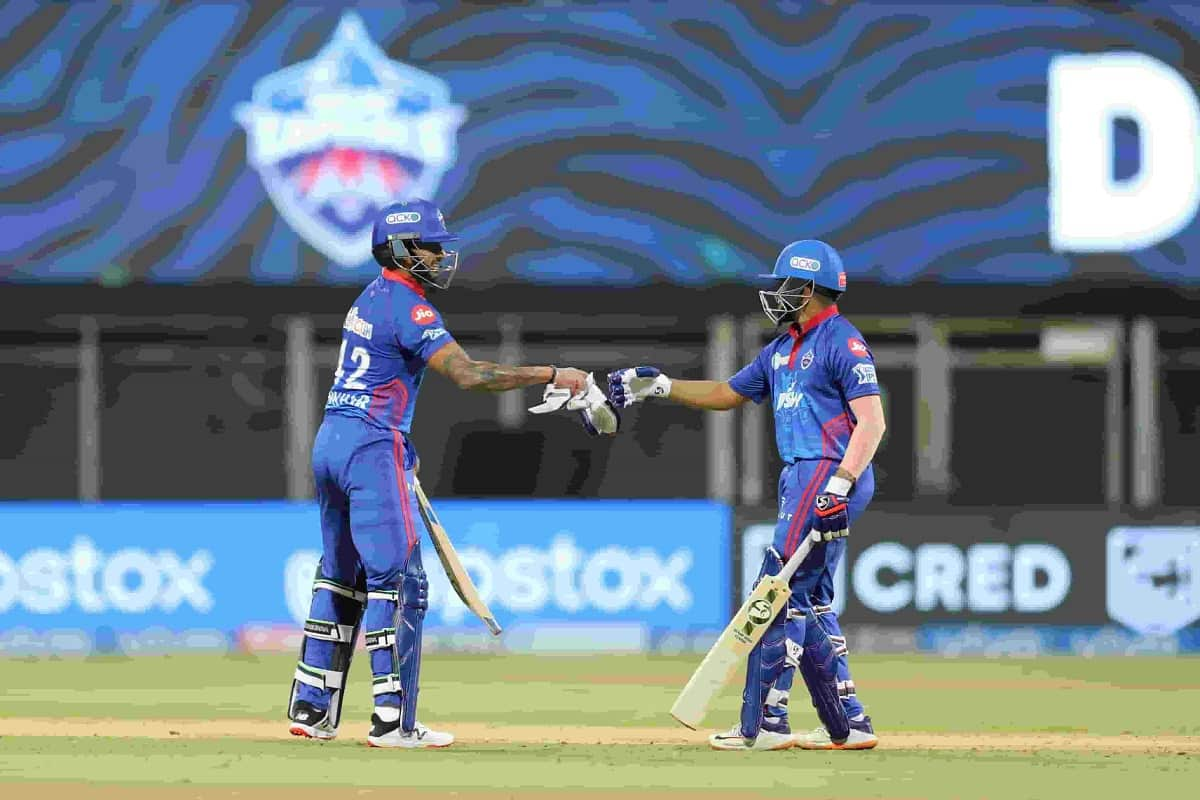 IPL 2021: Delhi Capitals Defeat Chennai Super Kings By 7 Wickets In The 2nd Match
