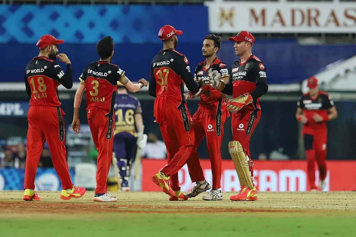 Cricket Image for IPL 2021: Maxwell, De Villiers Star In RCB's 38 Run Win Over KKR