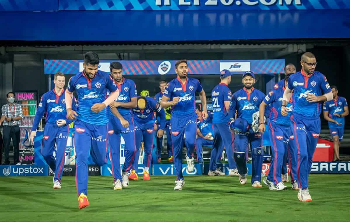 ipl 2021 updated points table