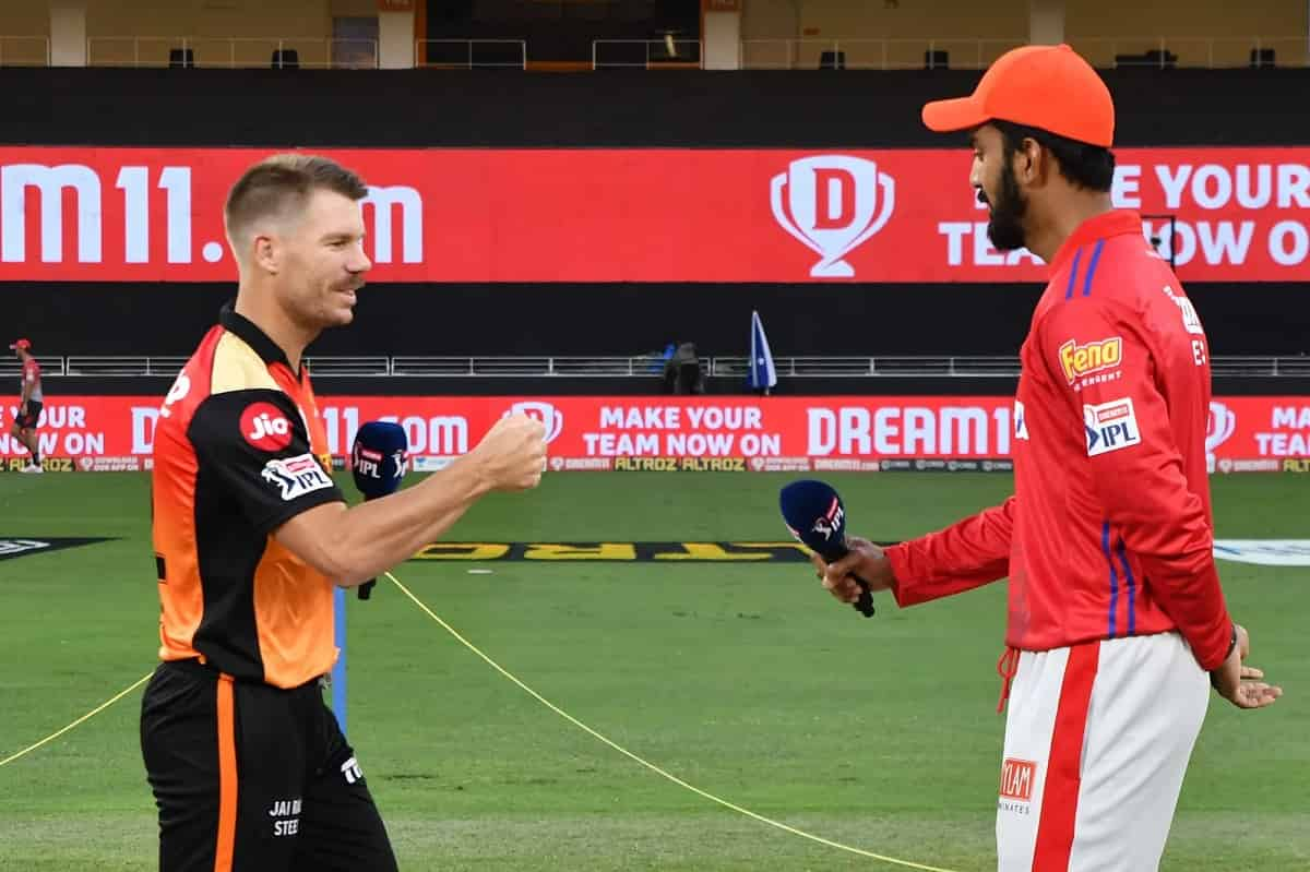 Cricket Image for IPL 2021, Preview: Bottom-Placed Teams SRH And Punjab Kings Clash