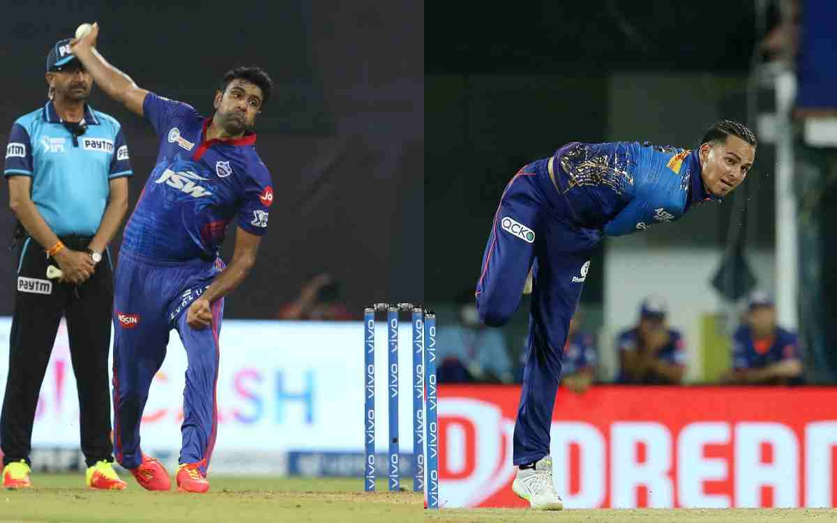 Cricket Image for IPL 2021, Preview: Chahar, Ashwin In Focus In Key Battle Between MI And DC