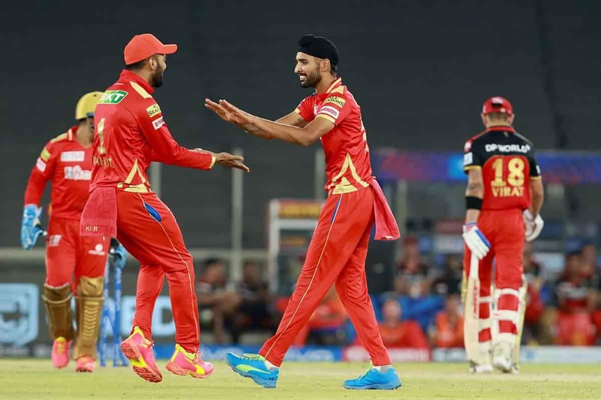 Cricket Image for IPL 2021: Rahul, Harpreet Brar Help Punjab Beat Bangalore By 34 Runs