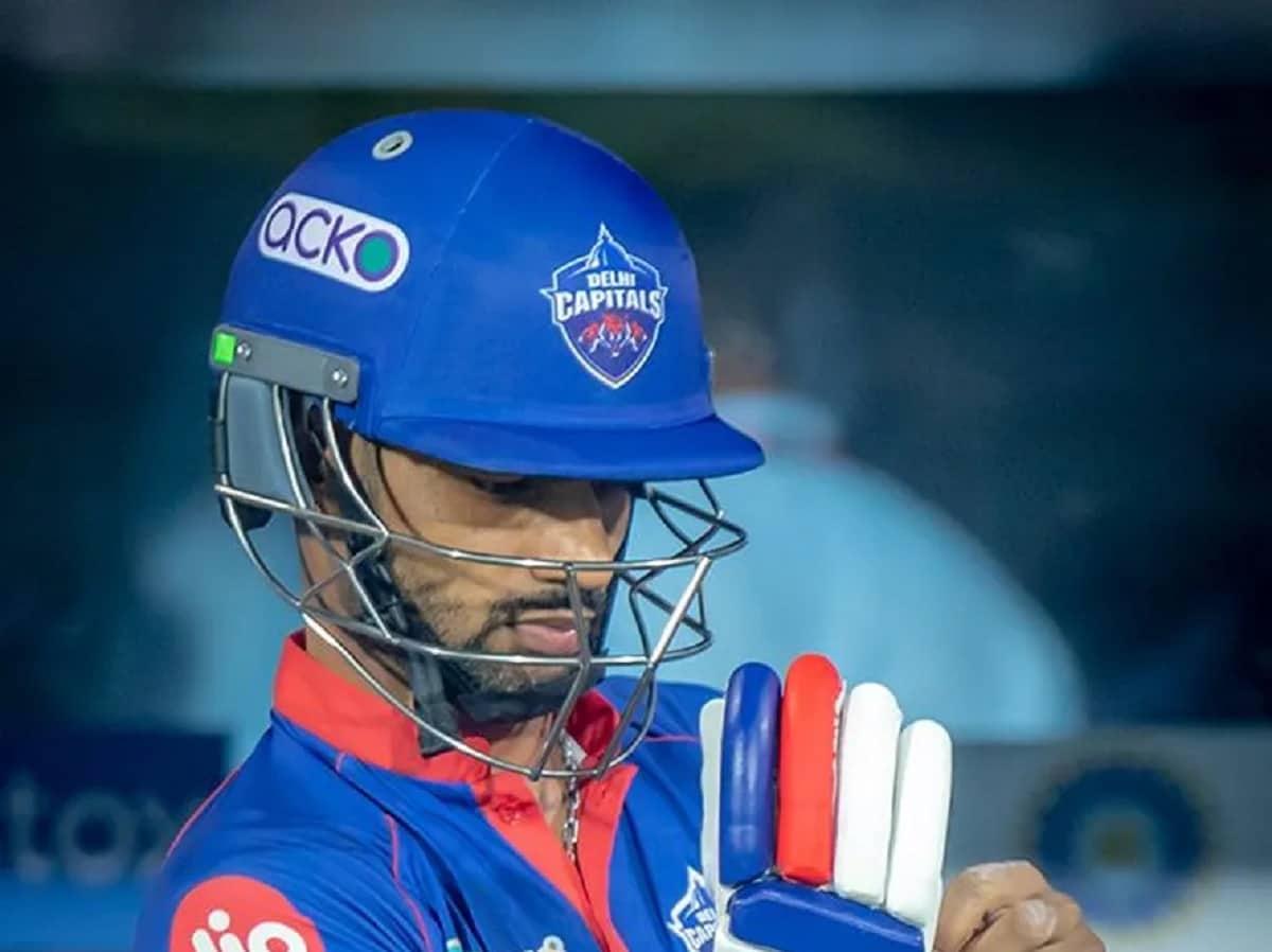 IPL 2021: Shikhar Dhawan Retains Orange Cap