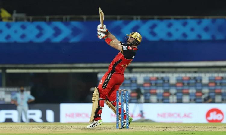 IPL 2021: Virat Kohli Praises Maxwell's Match Winning ...