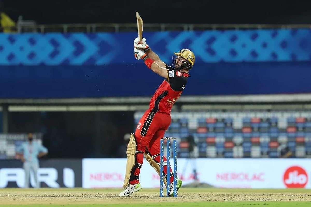 Cricket Image for IPL 2021: Virat Kohli Praises Maxwell's Match Winning Innings Against SRH
