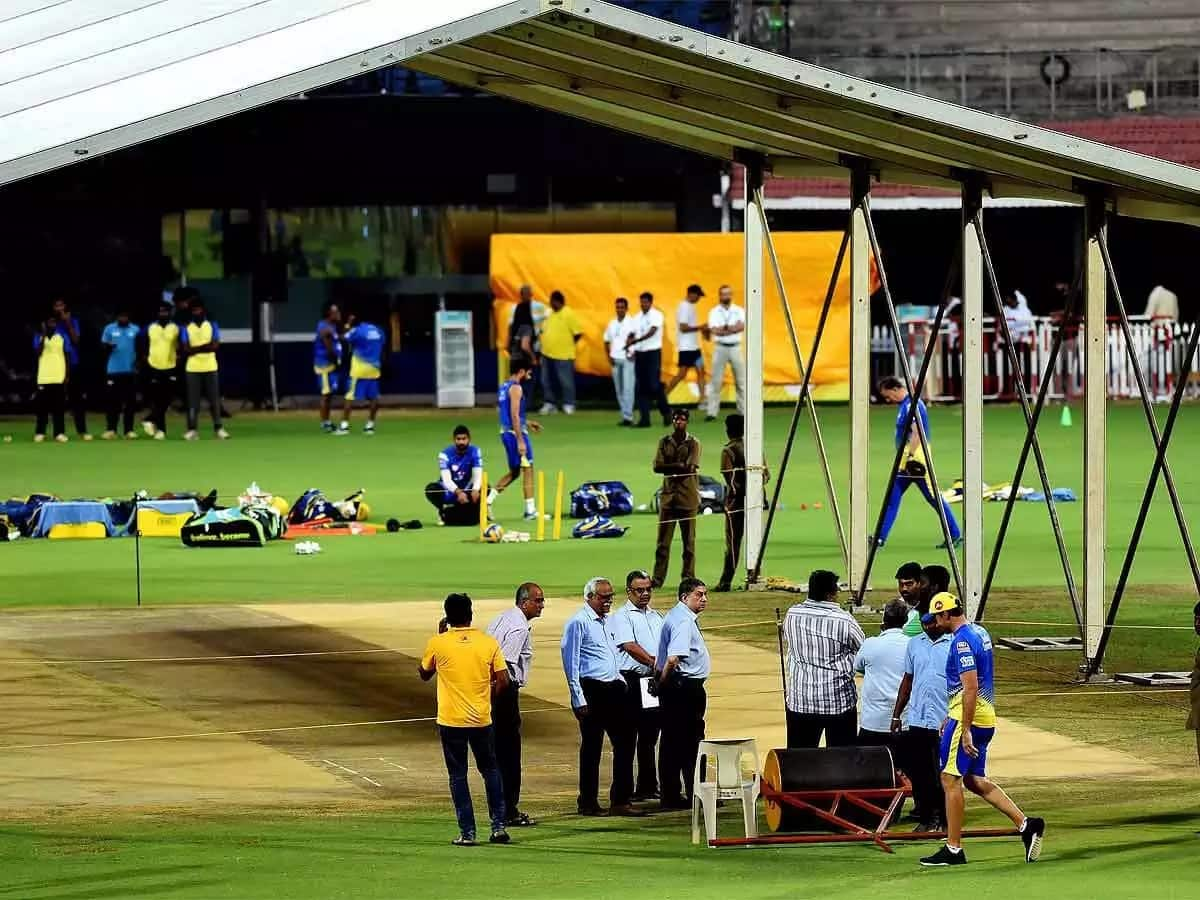Cricket Image for IPL 2021: Will Chennai Offer Another Turning Track?
