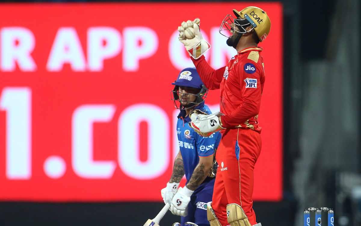 Cricket Image for 17 गेंदों में बनाए 6 रन, सोशल मीडिया पर फैंस ने ट्रोल करते हुए कहा, 'किशन को टेस्ट