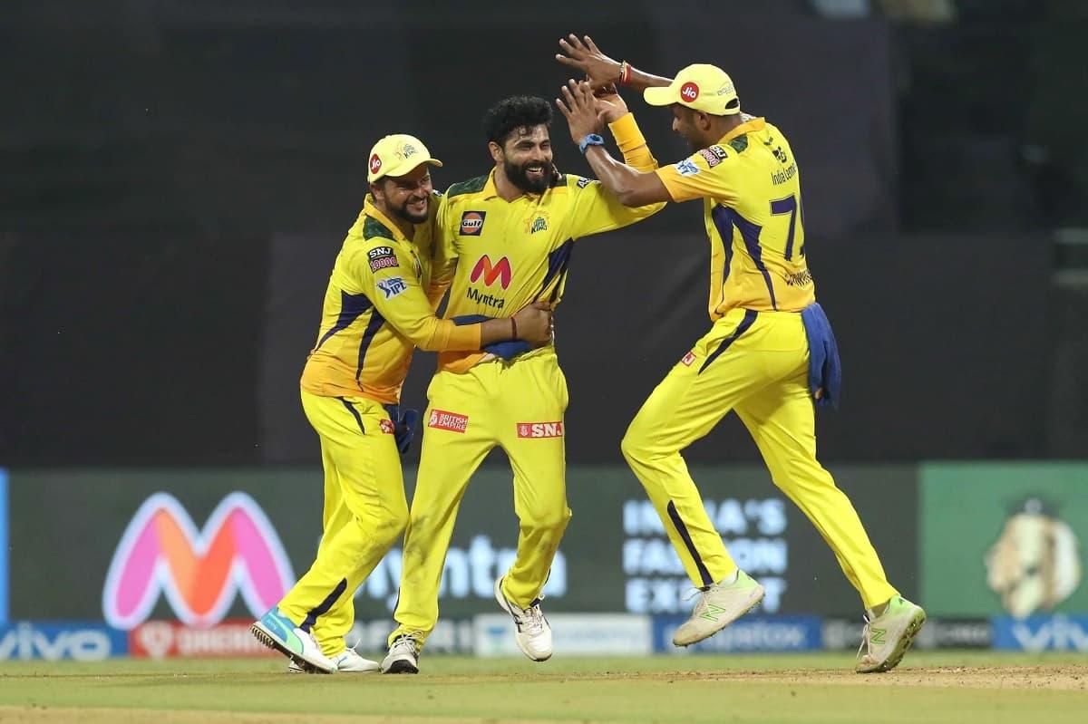Cricket Image for IPL 2021: Jadeja, Moeen Ali Star In Chennai's Massive 45 Run Win Over Rajasthan