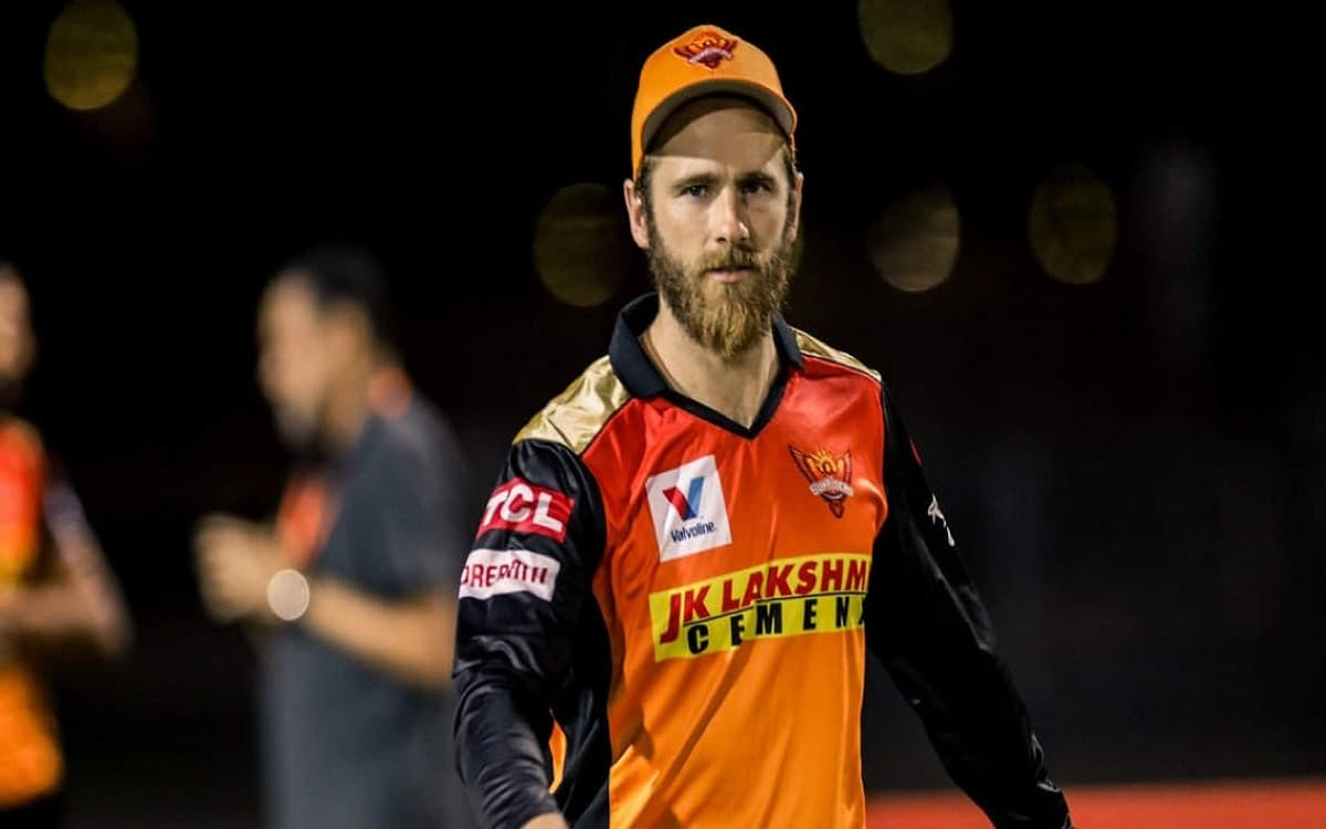 Cricket Image for Kane Williamson Of Sunrisers Hyderabad Can Be Seen On The Field Soon