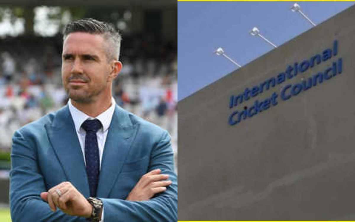 Cricket Image for '100 मीटर लंबे छक्के पर मिलने चाहिए 12 रन', क्या आईसीसी मानेगा केविन पीटरसन की ये