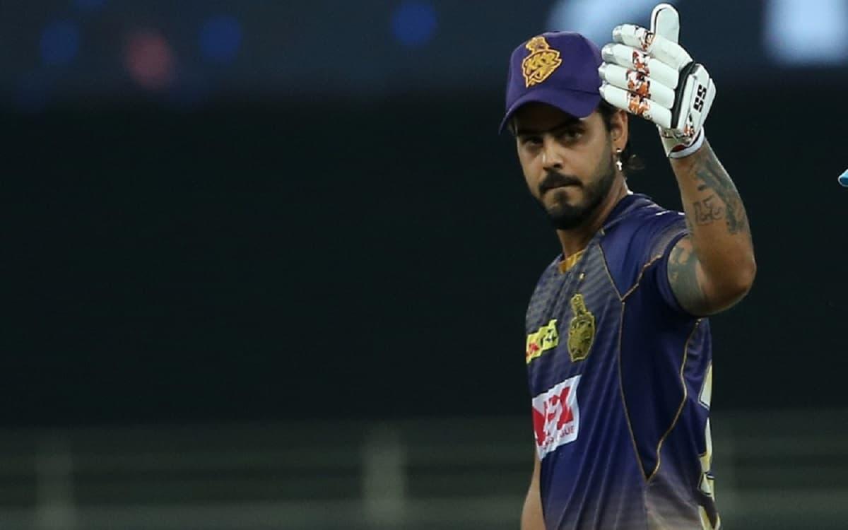 Cricket Image for IPL 2021: KKR's Nitish Rana Tests Positive, Undergoes Quarantine