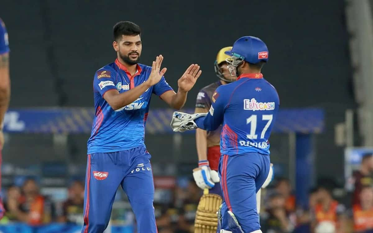 Lalit Yadav who took up wicket of andre russell opened the secre that There was no plan to bowl with spinners