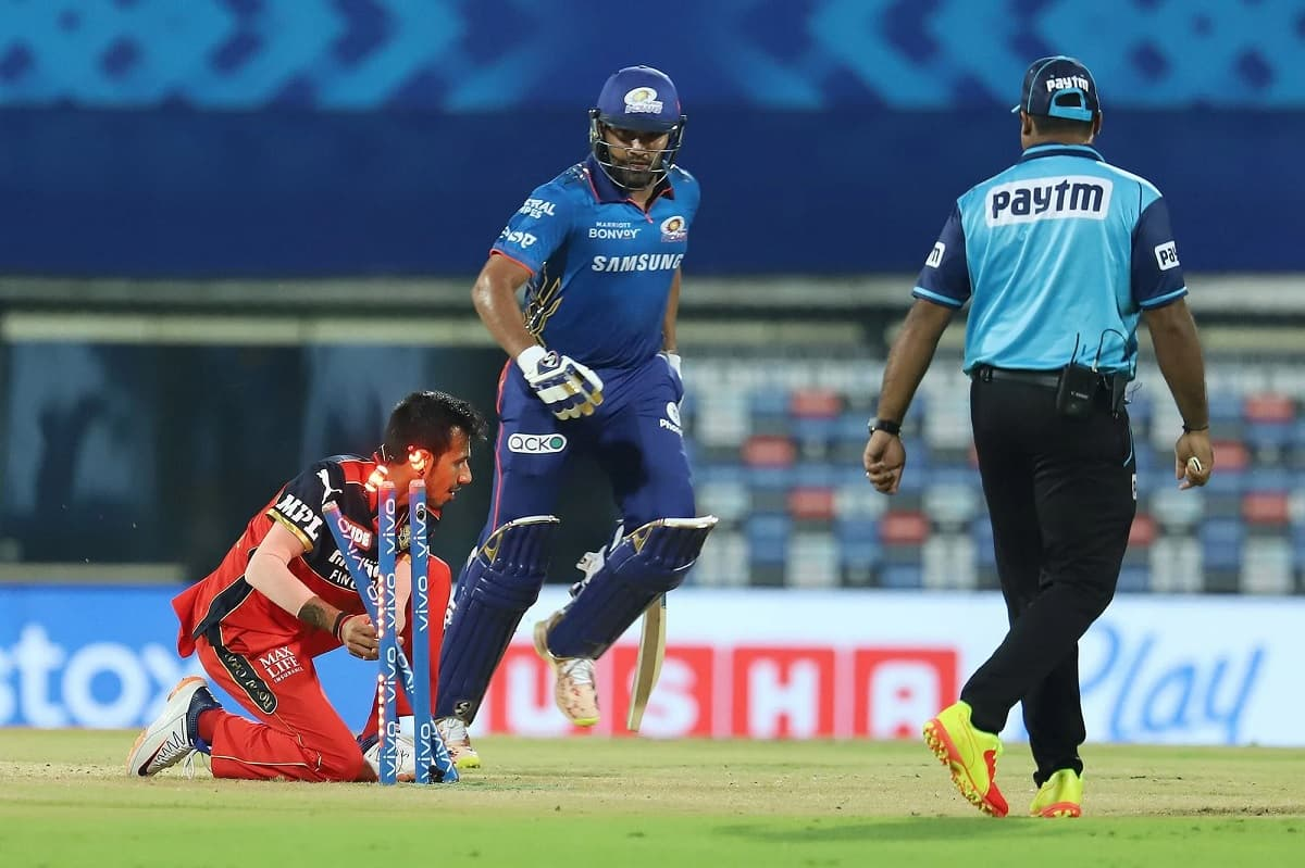 Cricket Image for 'Could Be My Last Game': Chris Lynn On Running Rohit Sharma Out Against RCB On Deb