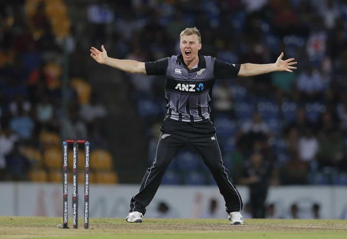Cricket Image for IPL 2021: MI's Reserve Scott Kuggeleijn Replaces Kane Richardson At RCB