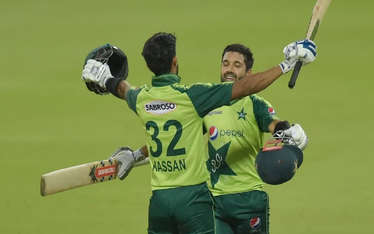 Cricket Image for SA vs PAK: Mohammad Rizwan Steers Pakistan To Their Highest-Winning T20 Run Chase