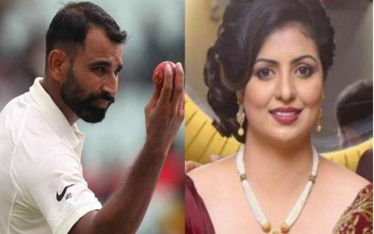 Cricket Image for मोहम्मद शमी का सरनेम हटाने के बाद अब पत्नी हसीन जहां ने मुंडवाया बेटी का सिर