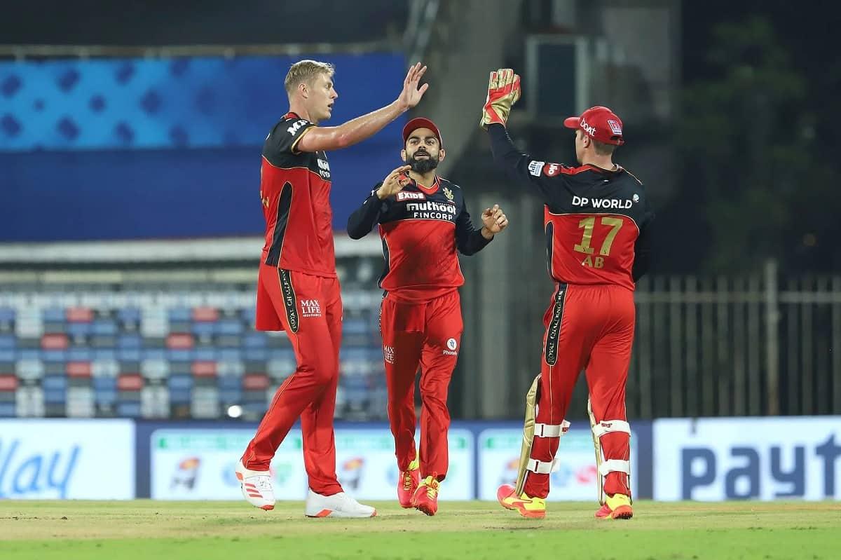 Cricket Image for IPL 2021: Multiple Bowling Options Worked For Kohli's RCB Against MI