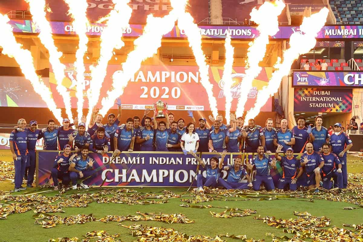 Cricket Image for Preview: Mumbai Indians Eye Unprecedented IPL Title Hat-Trick