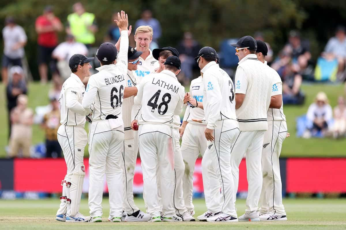 Cricket Image for New Zealand Announces 20-Man Squad For England Trip In June