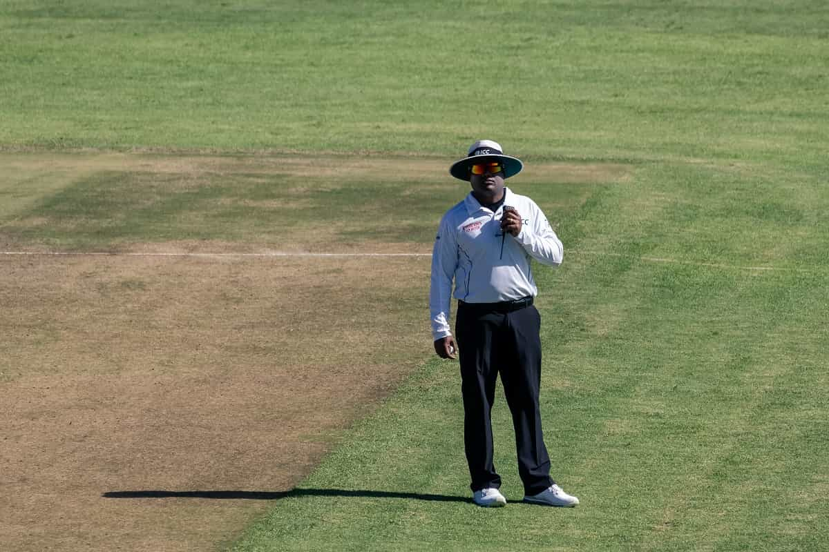 Cricket Image for 'In-Form' Nitin Menon Reveals His Secret Of Success As An Umpire